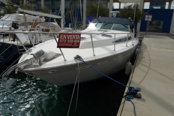 1985 sea ray 460 express cruiser  2 1985 Sea Ray 460 Express Cruiser