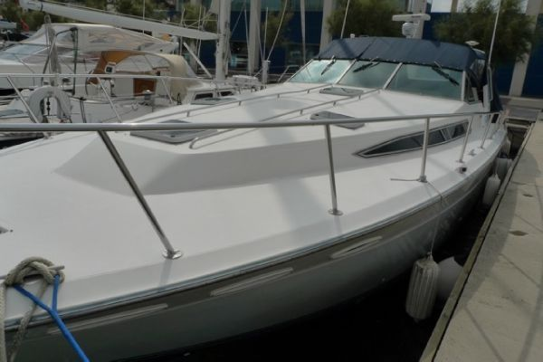 1985 sea ray 460 express cruiser  3 1985 Sea Ray 460 Express Cruiser