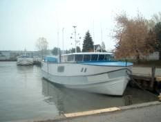 Steel Great Lakes Commercial Fishing Vessel 1985 Commercial Boats for Sale