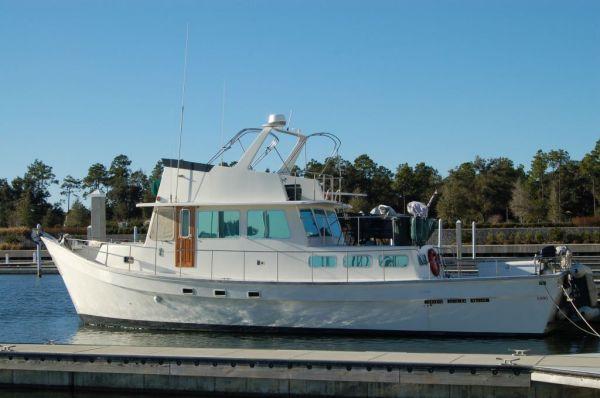 Thompson Kona Trawler 1985 Trawler Boats for Sale