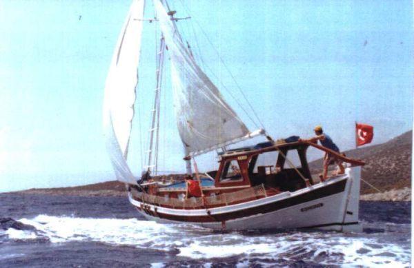 TIRHANDIL Privat built 1985 All Boats
