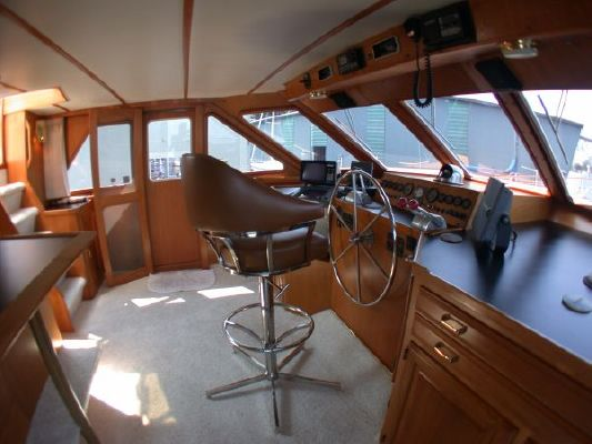 Tollycraft Pilothouse Motoryacht 1985 Pilothouse Boats for Sale