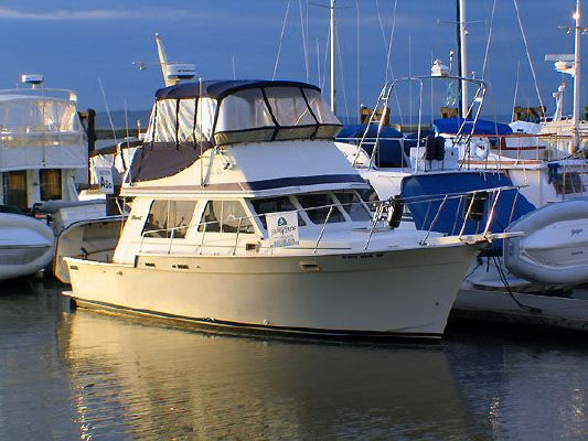 Tollycraft Twin Diesel Convertible 1985 All Boats Convertible Boats