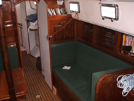 Van De Stadt 45 Sloop 1985 Sloop Boats For Sale