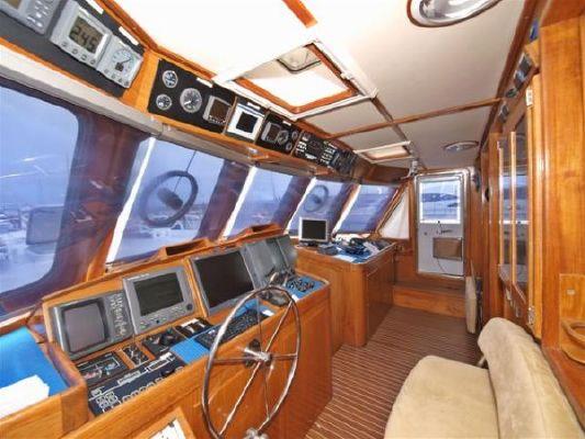 Vripack 21.5M Sport Fishing Yacht 1985 All Boats
