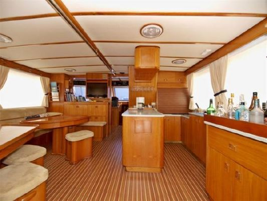 Vripack 21.5m sportfish 1985 Sportfishing Boats for Sale