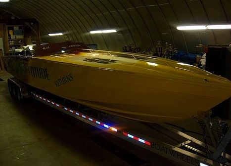 Wellcraft 38 Scarab (FMC) 1985 Scarab Boats for Sale Wellcraft Boats for Sale