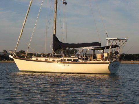 Vagabond Westwind Cutter 1986 38' Sailboats for Sale
