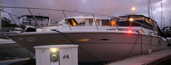 Sea Ray Virtual Tours! Sea Ray Sundancer 460 1986 46' Sea Ray Boats for Sale