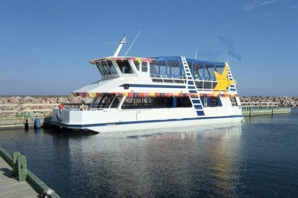 Boats for Sale & Yachts Aluminum Hull Passenger Vessel 1986