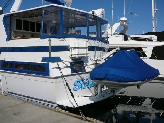 1986 angel motoryacht boats yachts for sale for Angel boats and motors