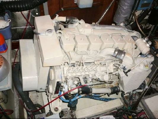1986 angel motoryacht  40 1986 Angel Motoryacht