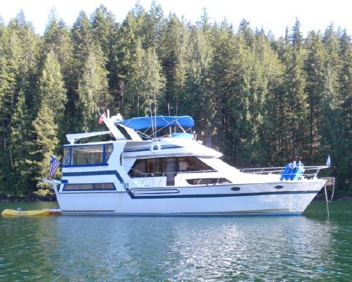 1986 angel motoryacht  63 1986 Angel Motoryacht