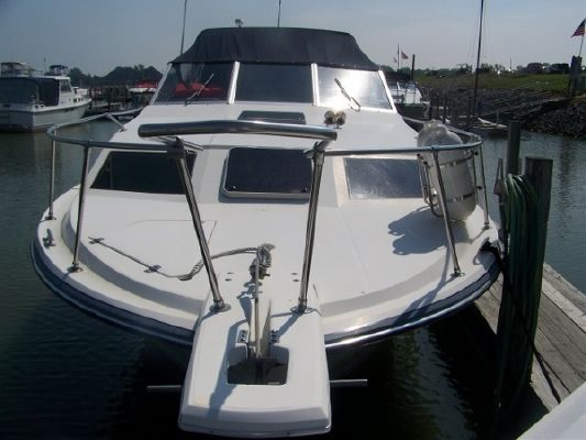 1986 bayliner 2850 designer edition  16 1986 Bayliner 2850 designer edition