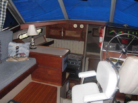 Bayliner 3270 EXPLOYER 1986 Bayliner Boats for Sale