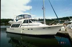 1986 bayliner 4550 motoryacht  1 1986 Bayliner 4550 Motoryacht