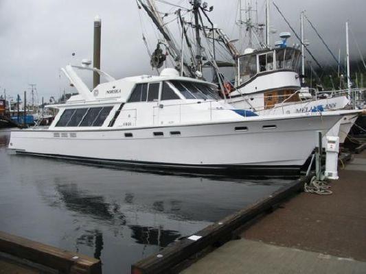 Bayliner 4550 Motoryacht (*Stretched) 1986 Bayliner Boats for Sale