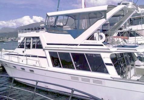 Bayliner 4550 Pilot House Motor Yacht 1986 Bayliner Boats for Sale