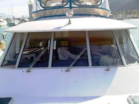 1986 bayliner 4550 pilot house motor yacht  3 1986 Bayliner 4550 Pilot House Motor Yacht