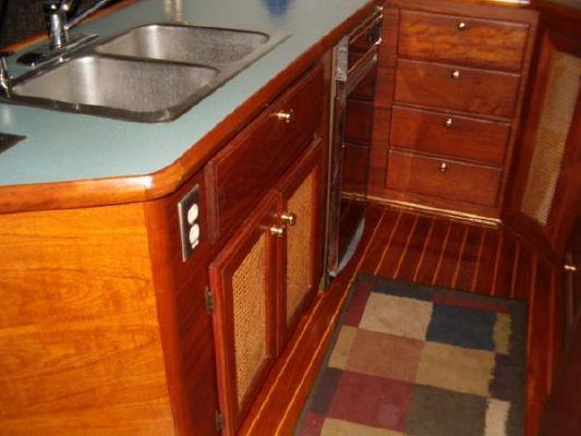 1986 bayliner 4550 pilothouse  11 1986 Bayliner 4550 Pilothouse