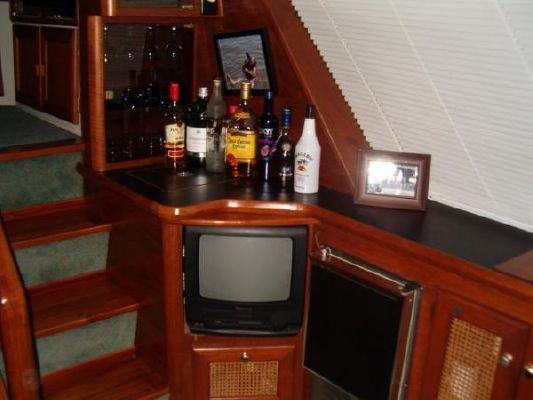 1986 bayliner 4550 pilothouse  14 1986 Bayliner 4550 Pilothouse