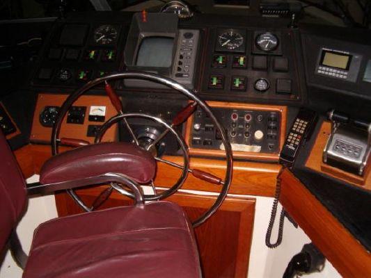 1986 bayliner 4550 pilothouse  17 1986 Bayliner 4550 Pilothouse