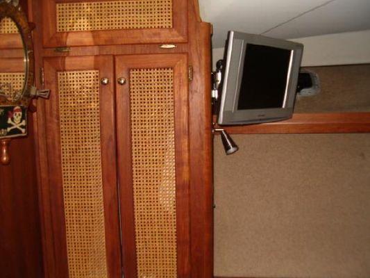 1986 bayliner 4550 pilothouse  4 1986 Bayliner 4550 Pilothouse