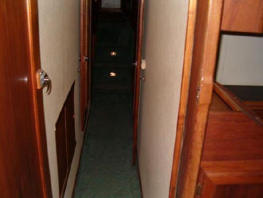 1986 bayliner 4550 pilothouse  7 1986 Bayliner 4550 Pilothouse