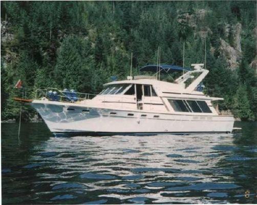 1986 bayliner 4550 pilothouse free slip for 6 motnhs  1 1986 . Bayliner .4550 Pilothouse FREE SLIP FOR 6 MOTNHS