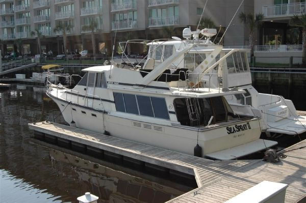 Boats for Sale & Yachts Bayliner 4550 Pilothouse MY (REPO) 1986 Bayliner Boats for Sale Pilothouse Boats for Sale