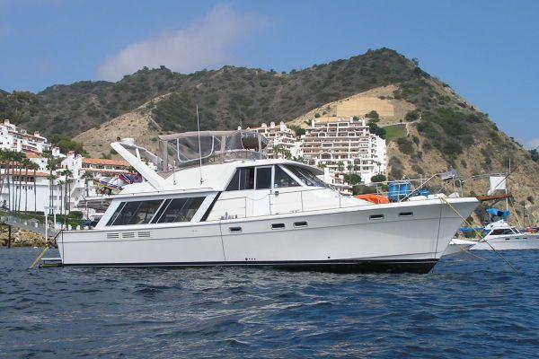 Bayliner 4588 Motoryacht 1986 Bayliner Boats for Sale