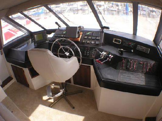 1986 bayliner 4588 motoryacht  10 1986 Bayliner 4588 Motoryacht