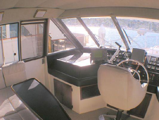 1986 bayliner 4588 motoryacht  11 1986 Bayliner 4588 Motoryacht