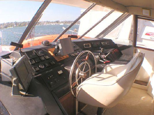 1986 bayliner 4588 motoryacht  12 1986 Bayliner 4588 Motoryacht
