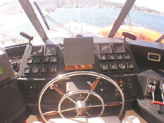 1986 bayliner 4588 motoryacht  13 1986 Bayliner 4588 Motoryacht