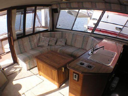 1986 bayliner 4588 motoryacht  3 1986 Bayliner 4588 Motoryacht