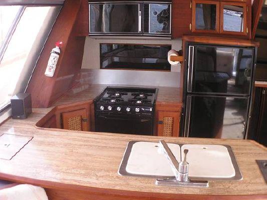 1986 bayliner 4588 motoryacht  8 1986 Bayliner 4588 Motoryacht