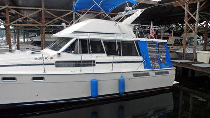 Bayliner Motoryacht 1986 Bayliner Boats for Sale