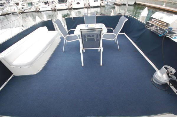 Bluewater Cockpit Motoryacht 1986 Bluewater Boats for Sale