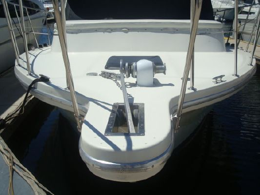 Bluewater Yachts COCKPIT 1986 Bluewater Boats for Sale