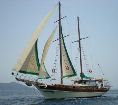 Boats for Sale & Yachts Bodrum Shipyard Gulet 1986 Ketch Boats for Sale