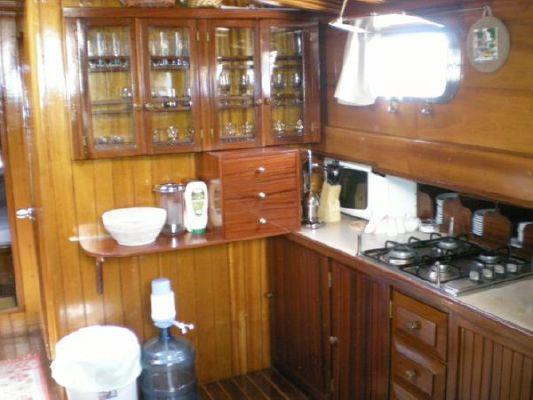 Bodrum Shipyard Gulet 1986 Ketch Boats for Sale
