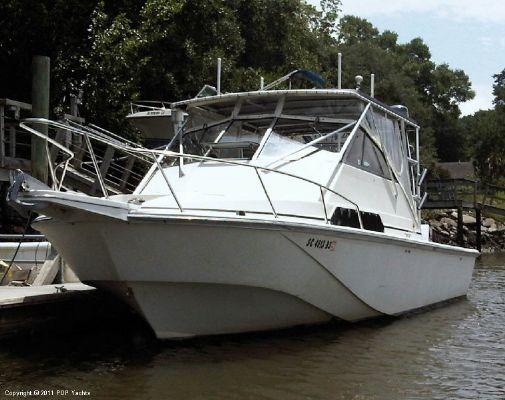1986 Boston Whaler 27 Revenge Boats Yachts For Sale