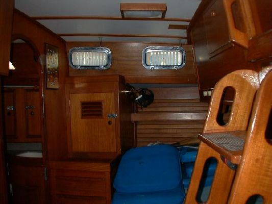 1986 Cambria 44 Boats Yachts For Sale