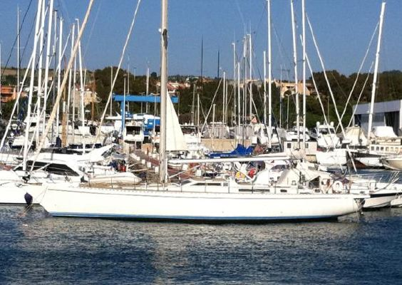 Cantiere Ing. Moschini ALTURA 61 1986 All Boats