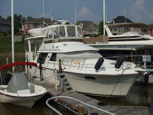 Boats for Sale & Yachts Carver 4207 Aft Cabin 1986 Aft Cabin Carver Boats for Sale
