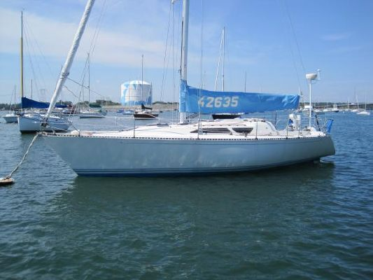 C&C 38 Mark III 1986 All Boats