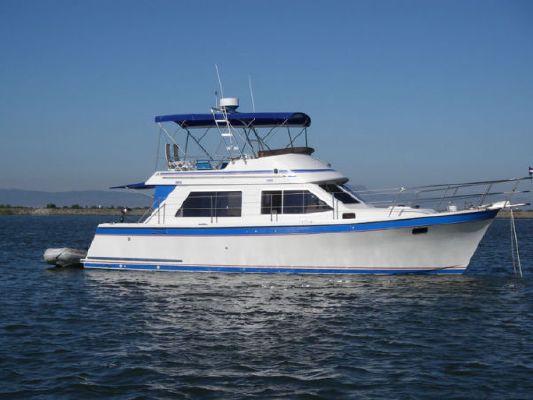 Boats for Sale & Yachts Cooper Gulf Commander Sedan Trawler 1986 Trawler Boats for Sale