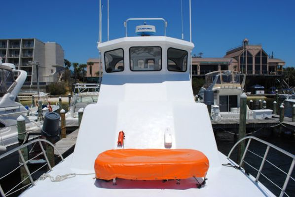Boats for Sale & Yachts Custom Glenn Young *50 Convertible Charter Boat* 1986 Fishing Boats for Sale