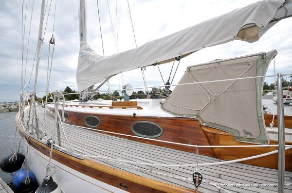Boats for Sale & Yachts Custom Kinney Cutter 1986 Sailboats for Sale